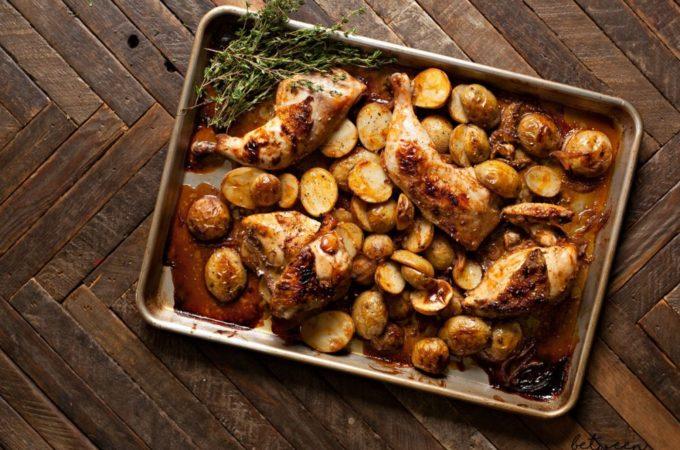 Kim Kushner's One Pot Dinner - A Family's Favorite