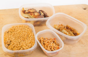 how to get your family to eat leftovers. It's even bought down in tradition.