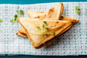 Cooking in a Hotel Room? 9 Ways to Use Your Sandwich Maker
