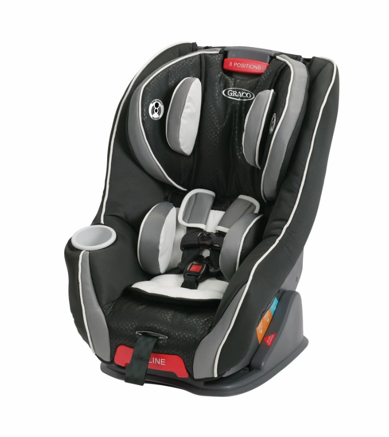How to take apart and clean a graco car seat