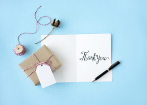 Gratitude. How to teach your kids to give back.