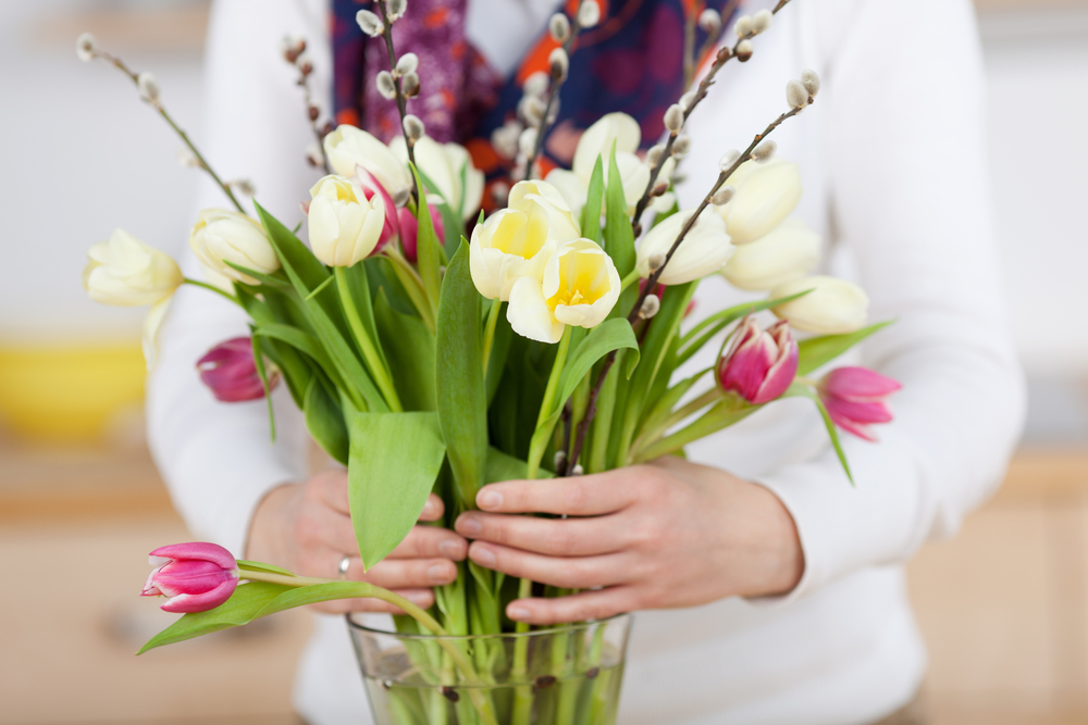 12 Ways to Extend the Life of Your Flowers. You spend all day making that arrangement. And then...ugh! It begins wilting before the second day of Yom Tov. What did you do wrong?