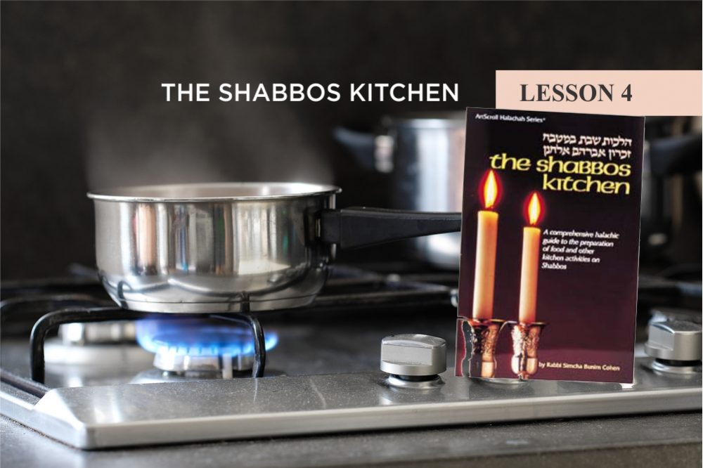 Join us as we continue learn Rabbi Simcha Bunim Cohen's The Shabbos Home, published by Artscroll/Mesorah Publications.