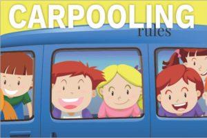 How to Be a Good Carpooler