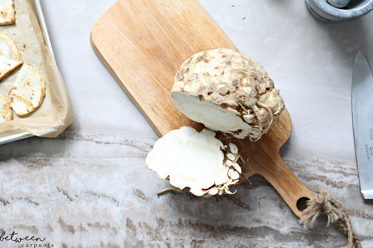 Tired of the Usual Roasted Veggies? You'll Love Roasted Celery Root. It's usually passed over, but celery root deserves to star in a dish of its own. Why not? It's low-cal, easy to prep, and totally tasty.
