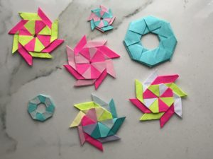 How to Fold an Origami Star and Be on Trend with the Kids