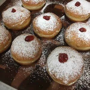 Forget the Rest. Classic Sufganiot Are the Best Donuts You'll Ever Have