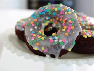 """Wish There Was a """"Healthy"""" Donut? This Comes Really Close."""