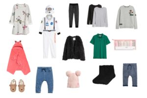 What to buy in H&M for kids. HM for kids.