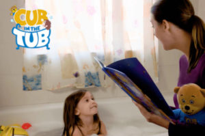 "The Genius Way to Get Kids to ""Look Up!"" When Washing Their Hair"