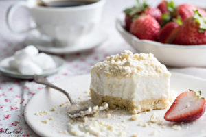 The Cheesecake of Your Dream Is Here: Light and Airy Israeli-Style Cheesecake