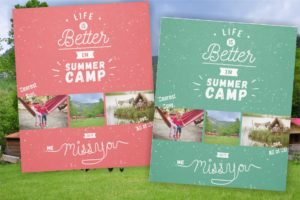 Do You Miss Your Kids in Camp Already? This Personalized Camp Blanket Is the Gift They'll Remember Forever