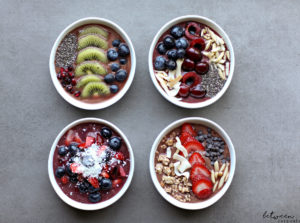 Forget Cereal, Eggs, or Even Yogurt. We're Having Acai Bowls for Breakfast.