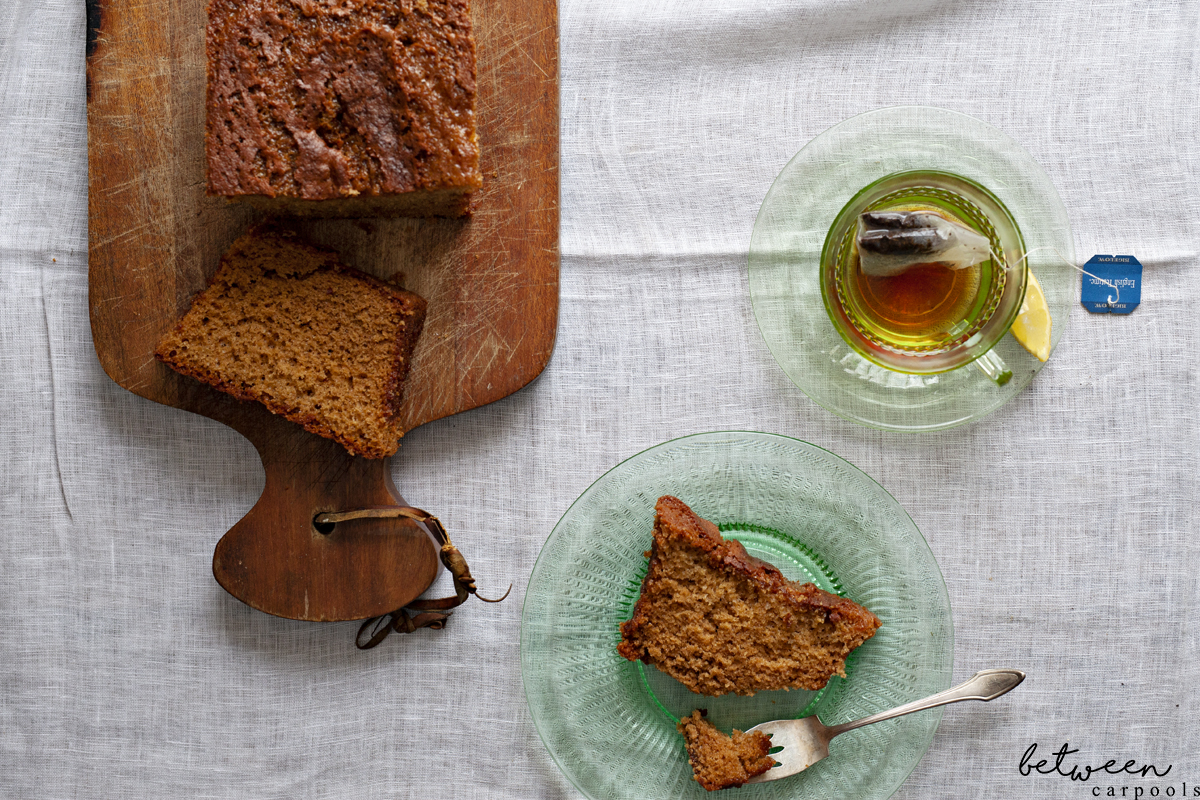 The Best Honey Cake