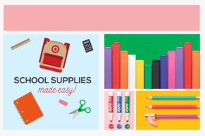 The Easiest, Peasiest Way to Shop for School Supplies (and Get the Best Deals!)