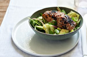 This is the salmon starter you've been looking for: Easy, quick and chic.