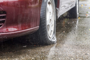 What to Do When Your Tire is Low on Air (and You Can't Change a Tire)