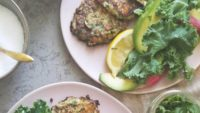 Looking for That Nutritious Latke? We've Been Enjoying These Zucchini Fritters