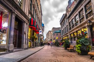 montreal shopping