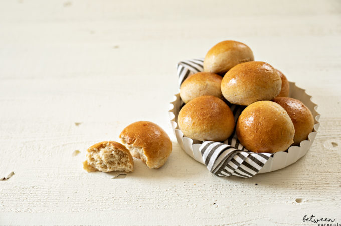 These Whole-Wheat Rolls Are a Cinch to Make (Bonus: Your Kids Will Love Them) These rolls are so easy to prepare, can be made with whichever flour you want and are loved by kids! What more can you ask for?