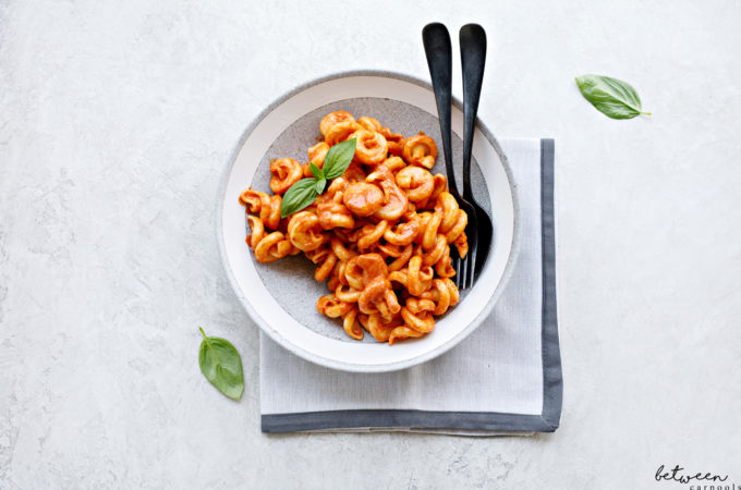 Pasta Rosa. This is the Tomato Cream Sauce Pasta Your Kids Will Love Forever