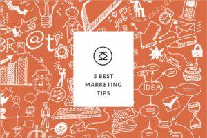 Mimu Maxi's 5 Best Marketing Tips