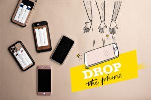 shimi adar drop the phone