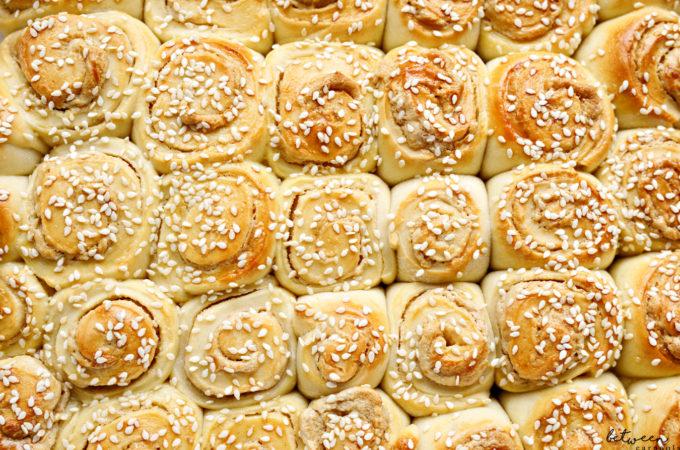 halvah buns
