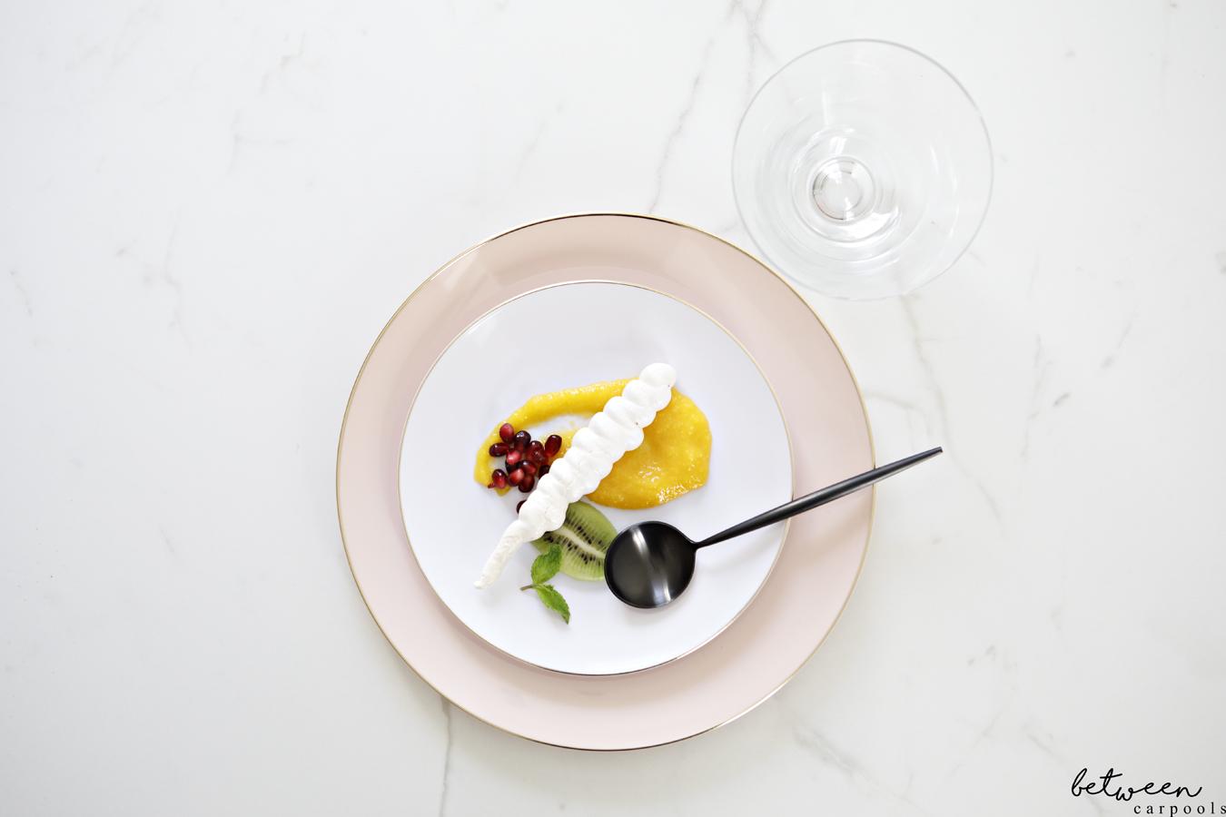 mango coulis