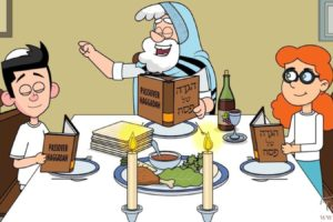 New! Watch the Story of Pesach on Torah Live!