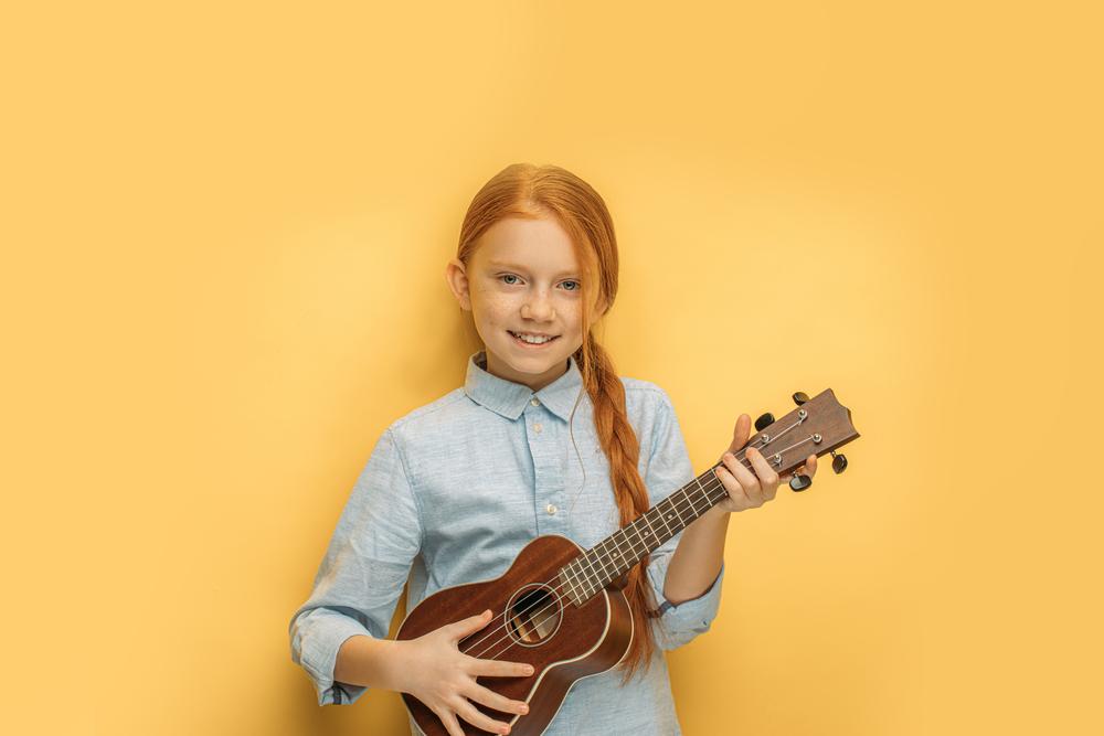 musical instrument ukulele