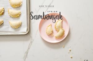 Basics: How to Make Syrian Sambousak