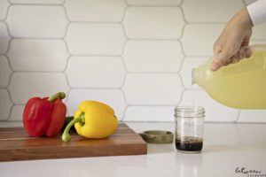This Hack Makes It So Much Easier to Pour Oil