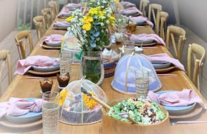 Company's Coming! We Have Some Summer Garden Party Inspo.