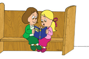 How to Help Your Daughter Start Davening in Shul on the Yomim Noraim