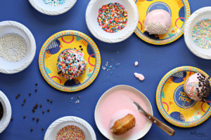Have a Donut Decorating Party This Chanukah