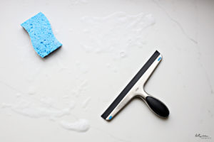 Why Using a Squeegee is the Best Way to Clean Your Countertops