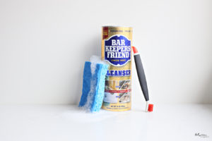 Two Products That Will Keep Your Kitchen Sink Sparkling Clean