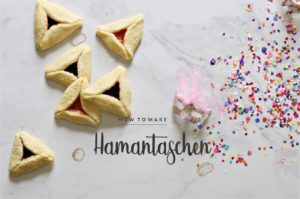 Basics: How to Make a Classic Hamantaschen
