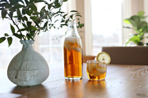 How to Make Your Own Diet Iced Tea for Pesach