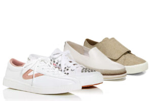 From Trendy Lace-Ups to Classic Slip-Ons: 25 Summer Sneakers