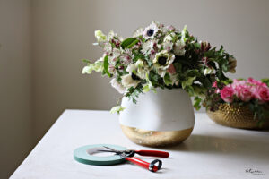 Arranging Fresh Flowers Doesn't Need To Be Hard