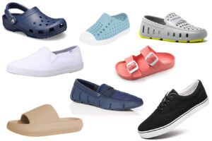 Does Your Family Have Tish'a B'Av and Yom Kippur Shoes?