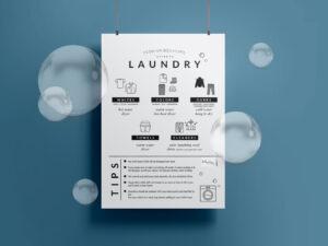 A Yeshiva Bochur's Quick Guide to Laundry