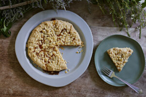 Ready for Baking? Make and Freeze This Apple Crumb Galette