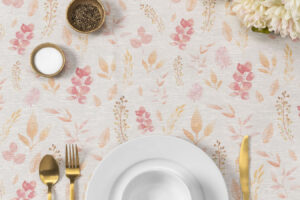 There's Lots of Brand New Tablecloth Styles We Love at Loom & Table