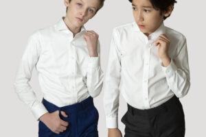 A Guide to Non-Iron White Shirts