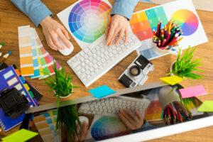 Be a Graphic Designer, Web Designer, Interior Designer, Video Editor, & More!