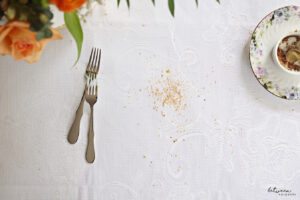What Should We Do with a Tablecloth Full of Challah Crumbs?