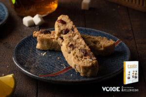 Want a Sneak Peek of The Voice's Upcoming Cookbook? (Hint: It's Nutty Biscotti)